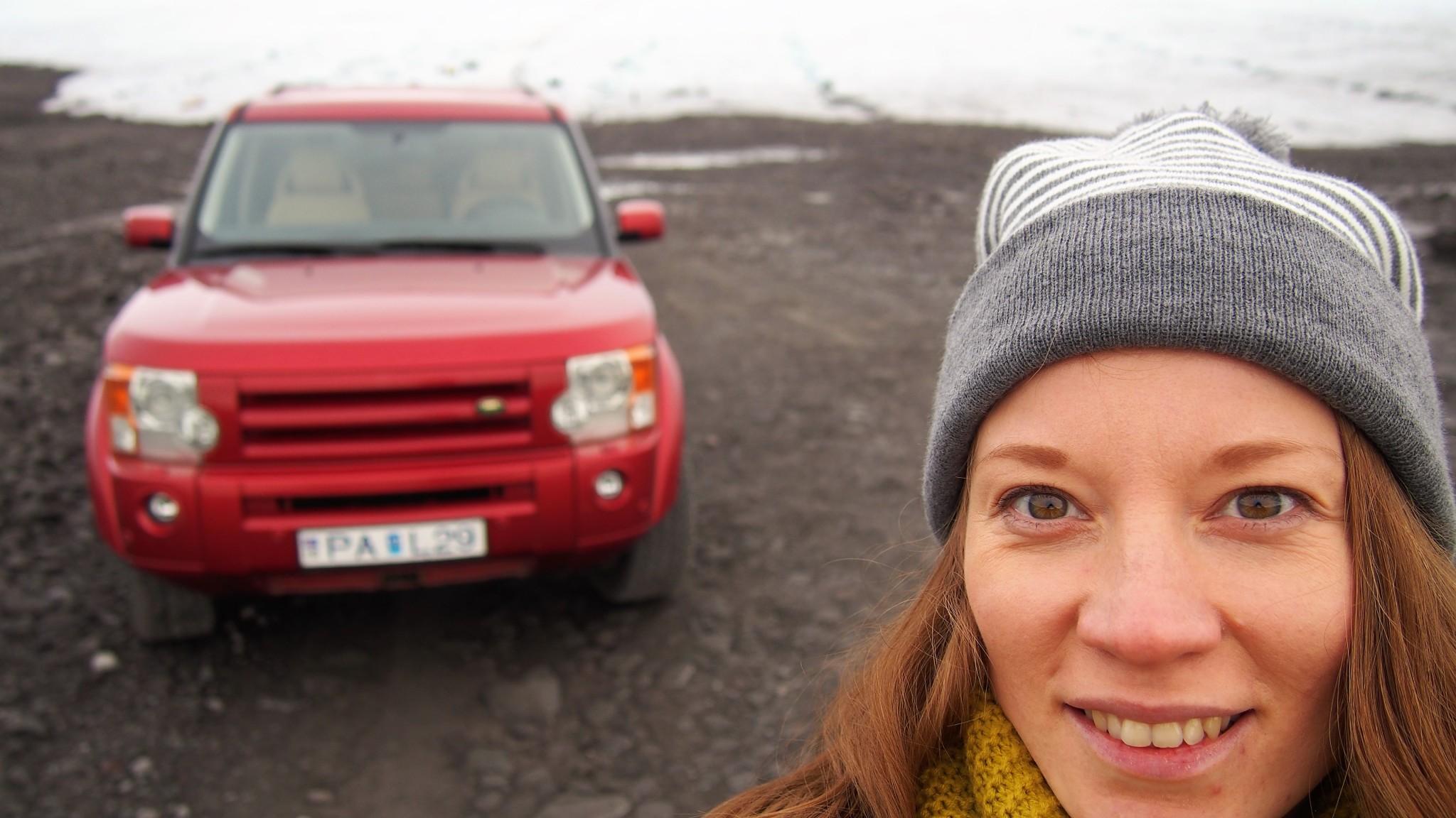 Islanti jäätikkö