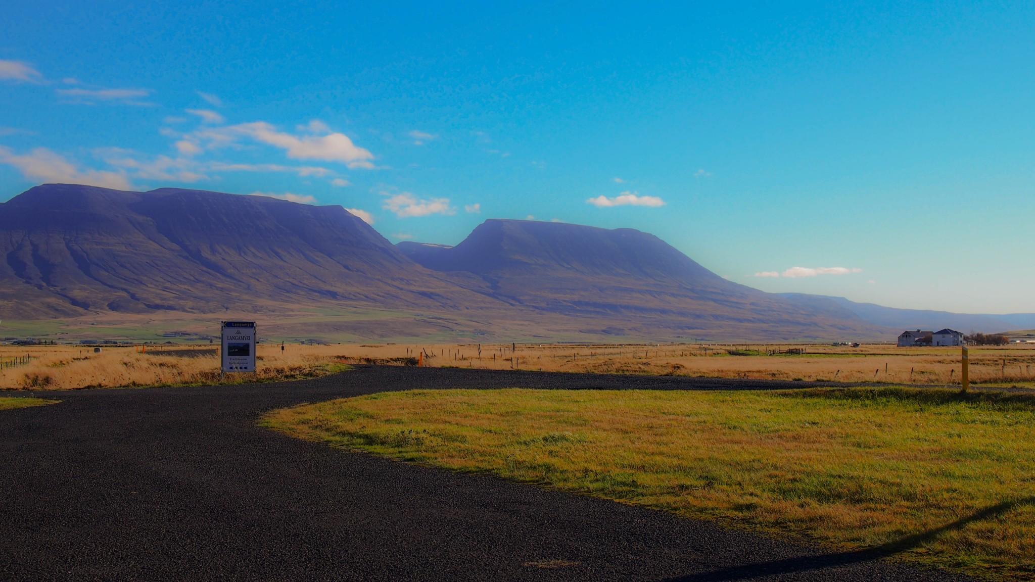 Islanti roadtrip