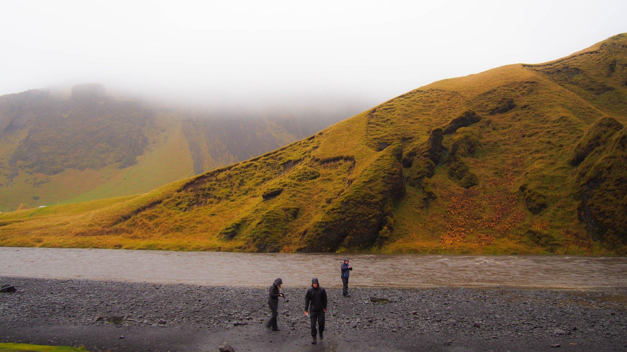 Islannin road trip valmistautuminen