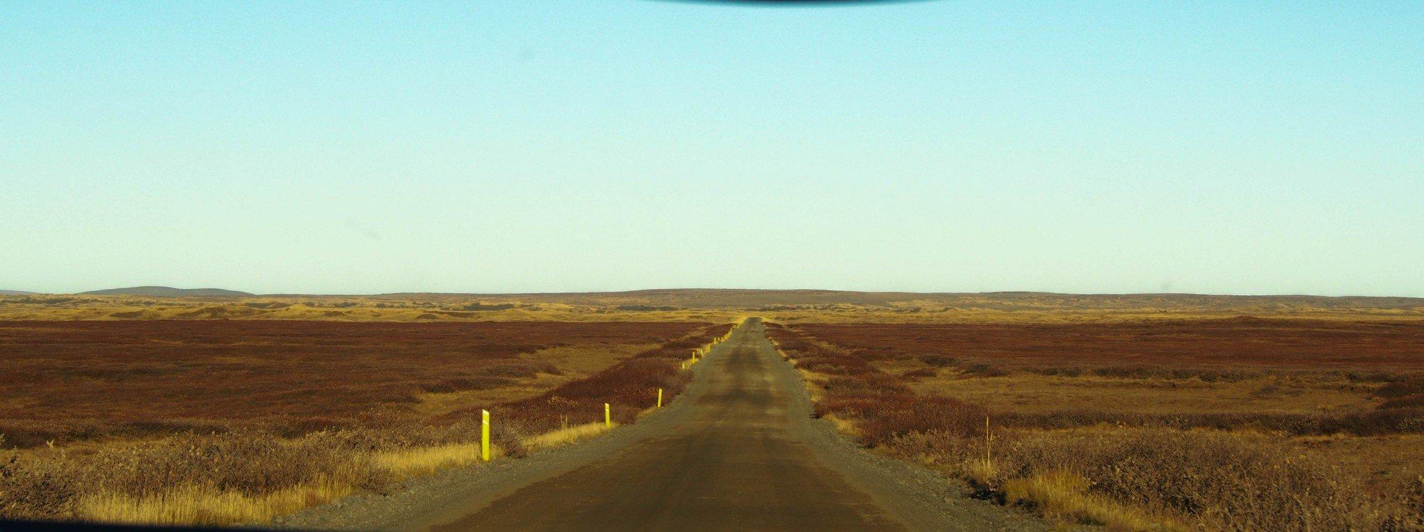 Auton vuokraaminen Islannissa