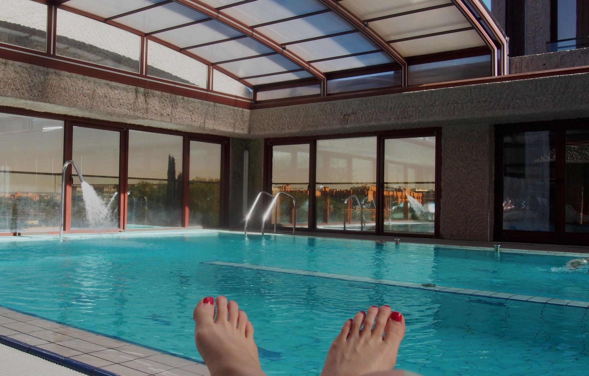 Madrid Hilton lentokenttähotelli