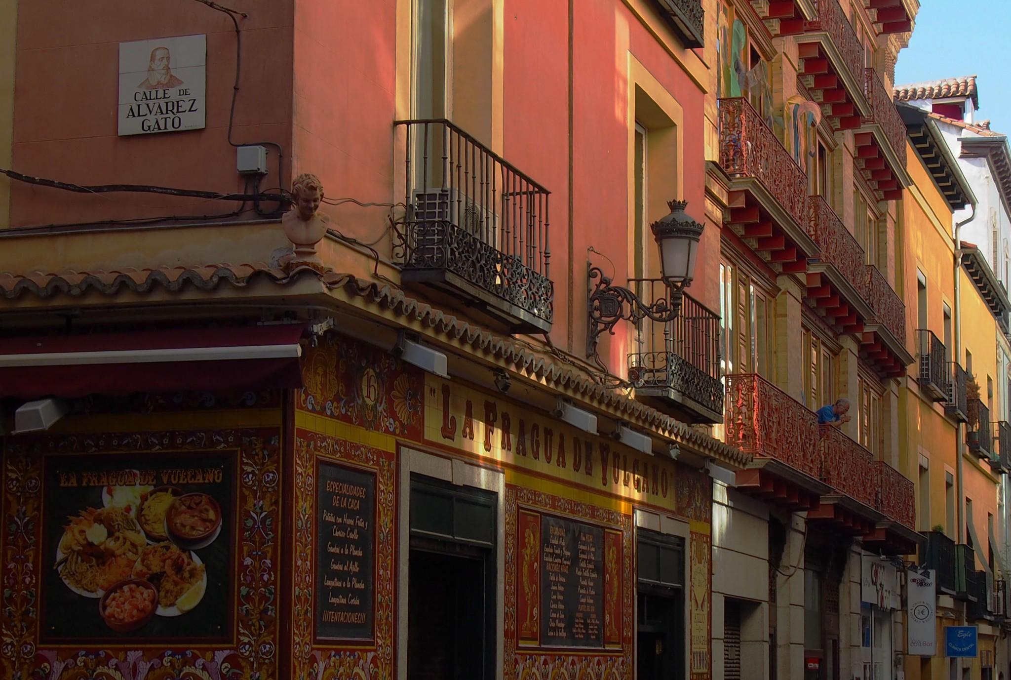 kaupunkiloma Madridissa