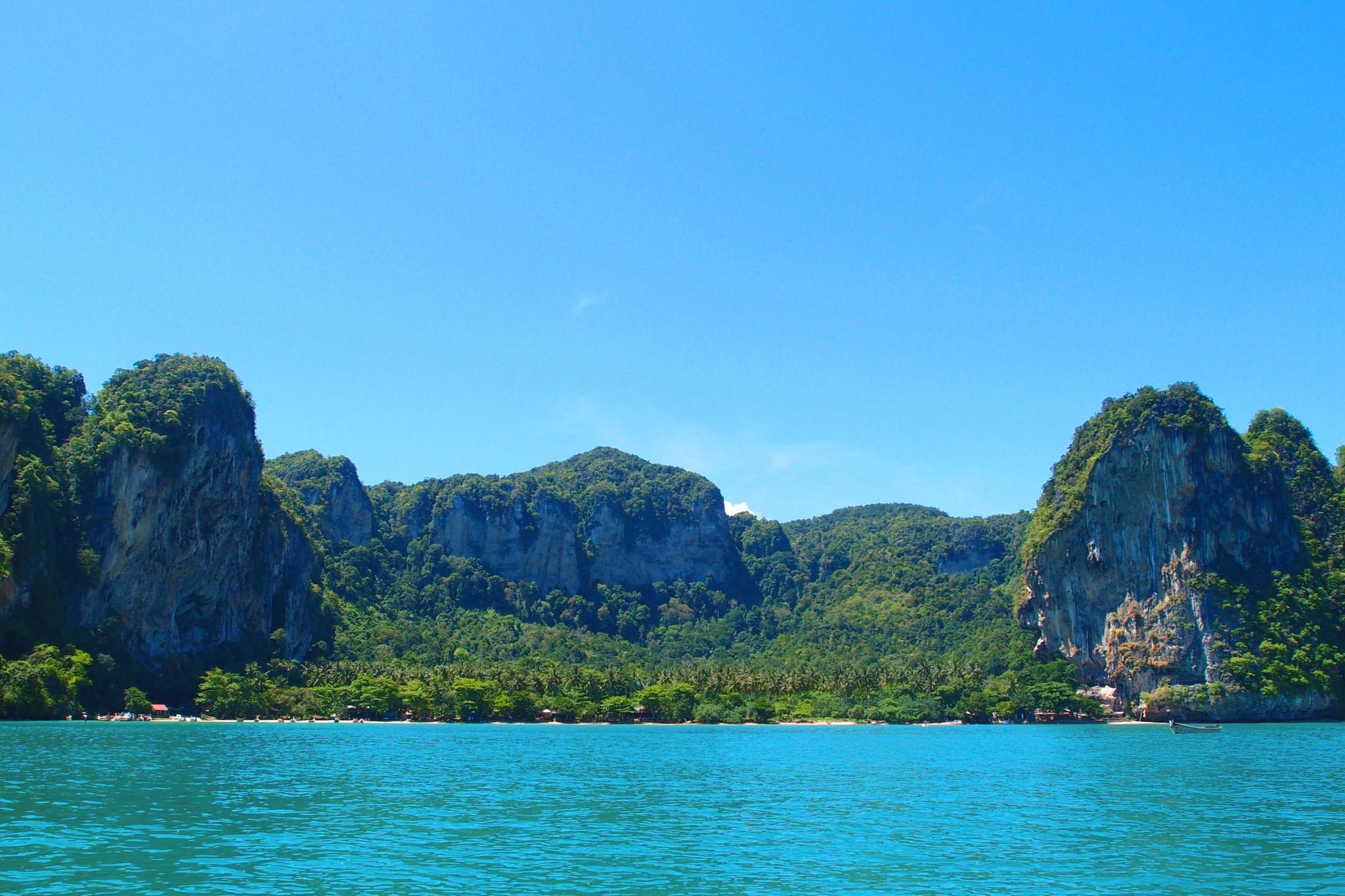 krabi thaimaa