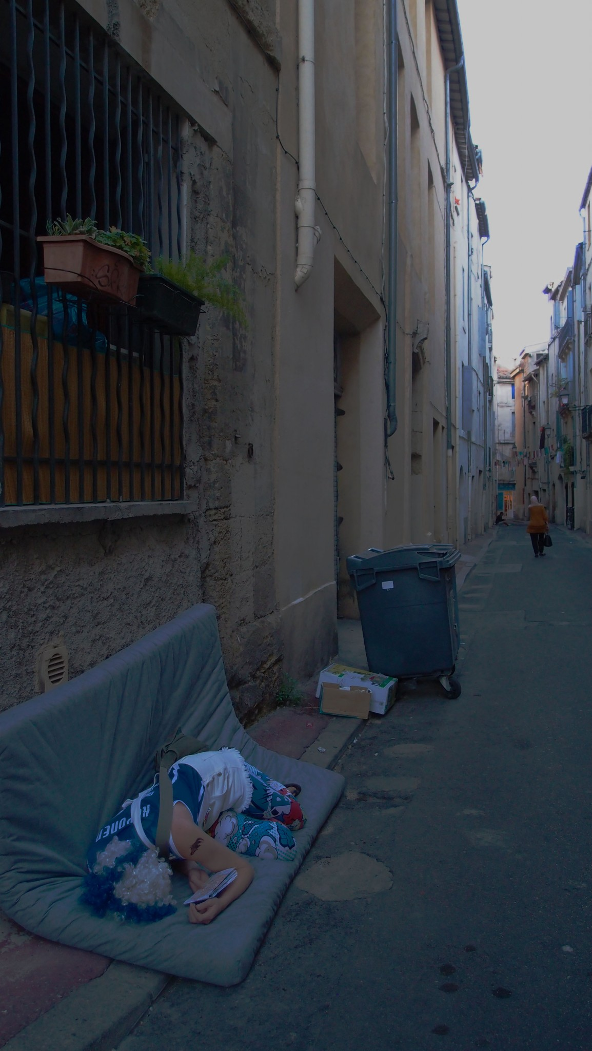 Montpellier susijengi