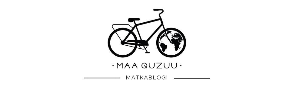 Maa Quzuu -matkablogi