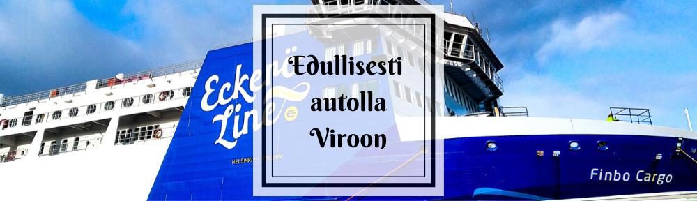 Autolla Viroon Varusteet