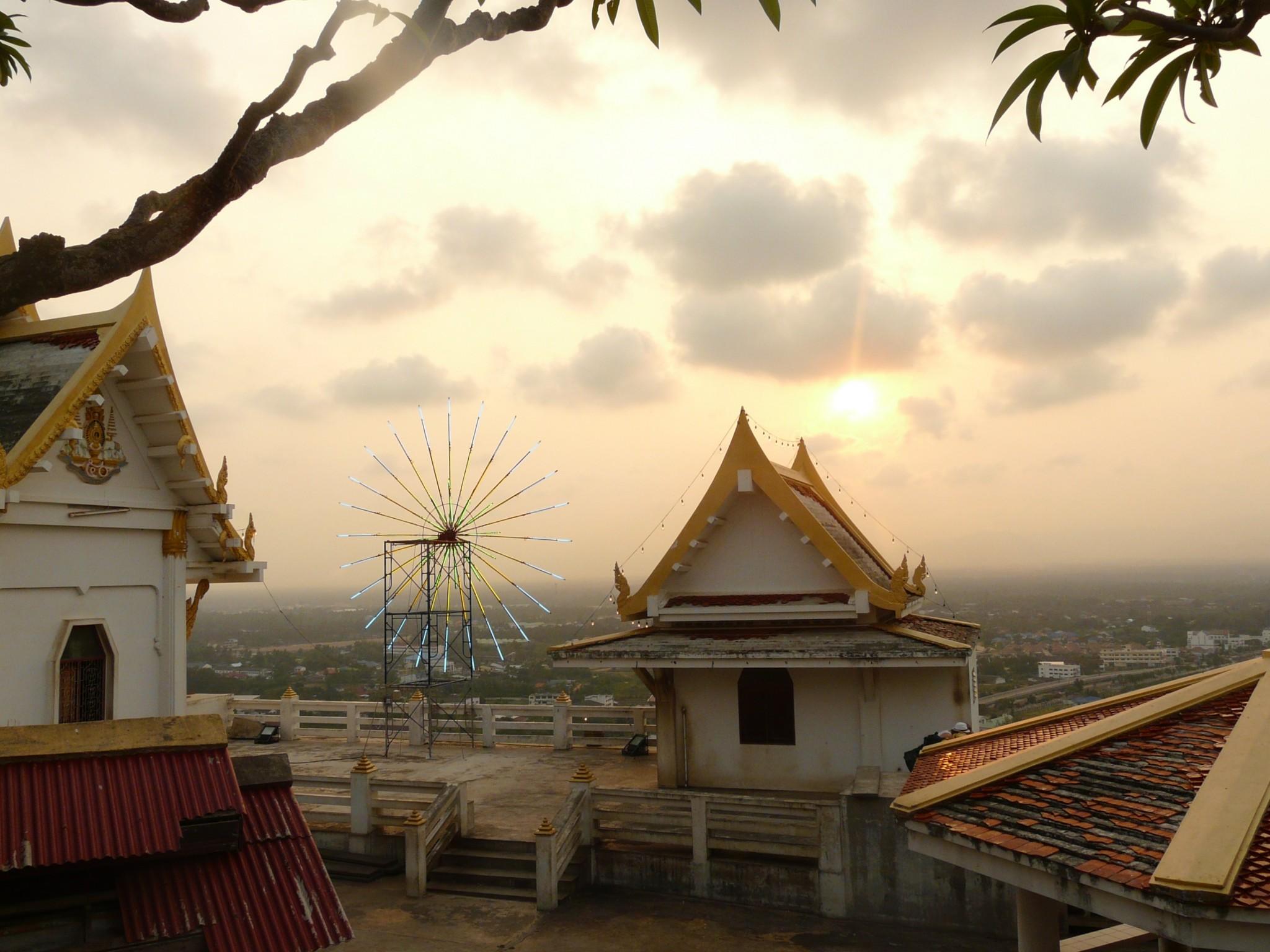Prachuap Khiri Khan temppeli