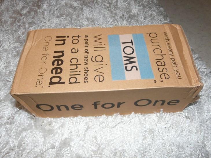 toms laatikko
