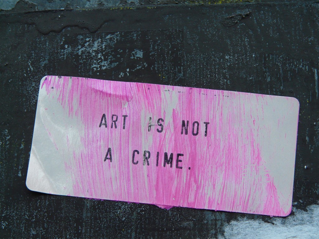 art is not