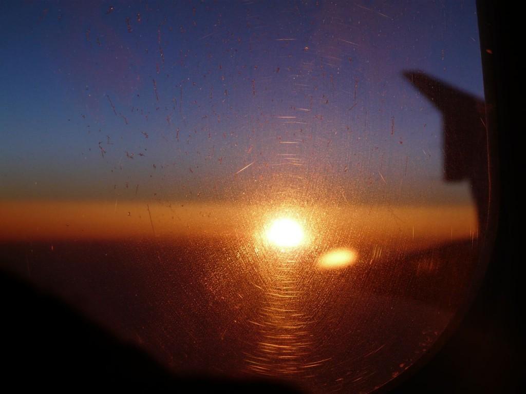 ikkuna lentokone