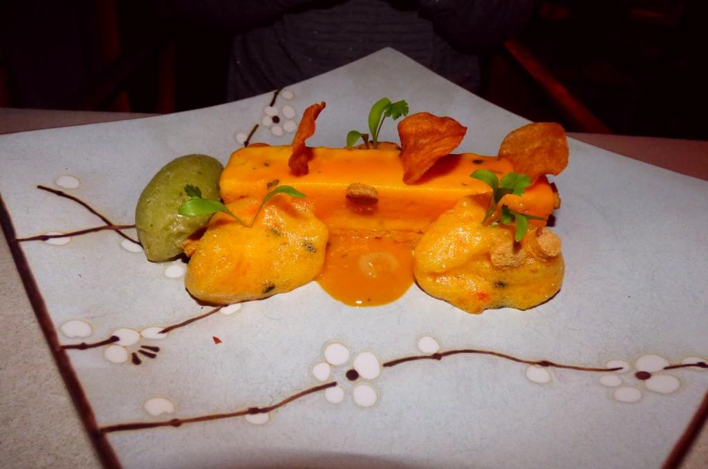 Sushisamba London Dessert