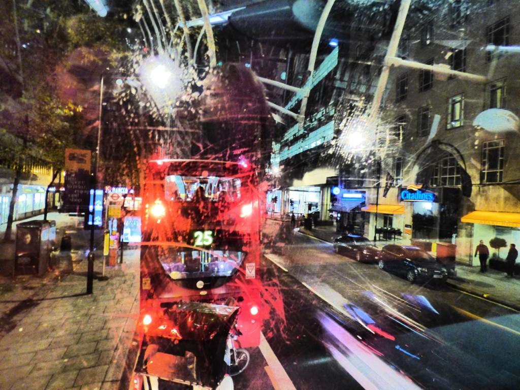 london bus pienempi