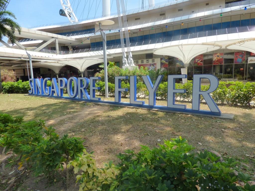 singapore flyer kyltti