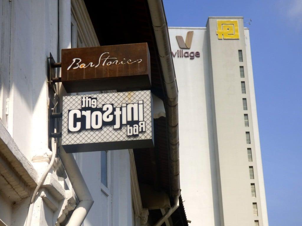 HL crostini bar