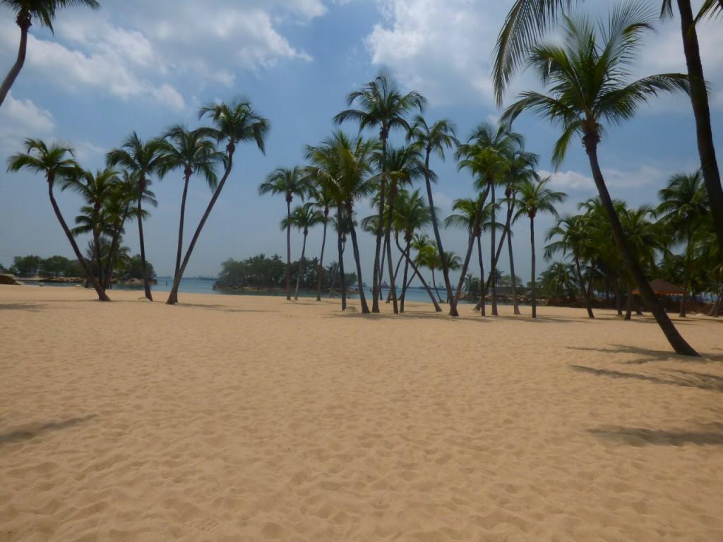 sn calm beach