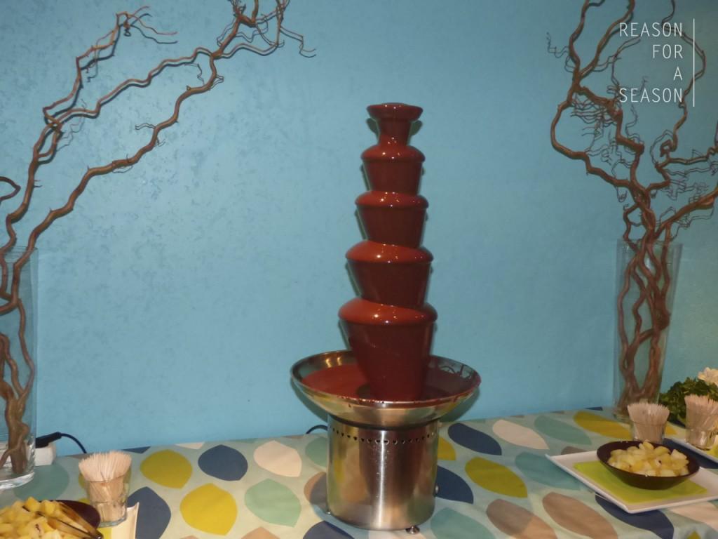 suklaalähde
