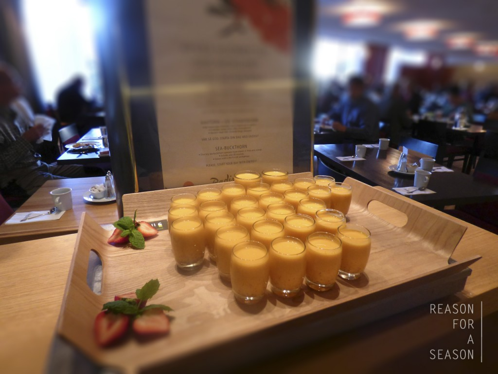 Radisson Blu Super Breakfast Turku