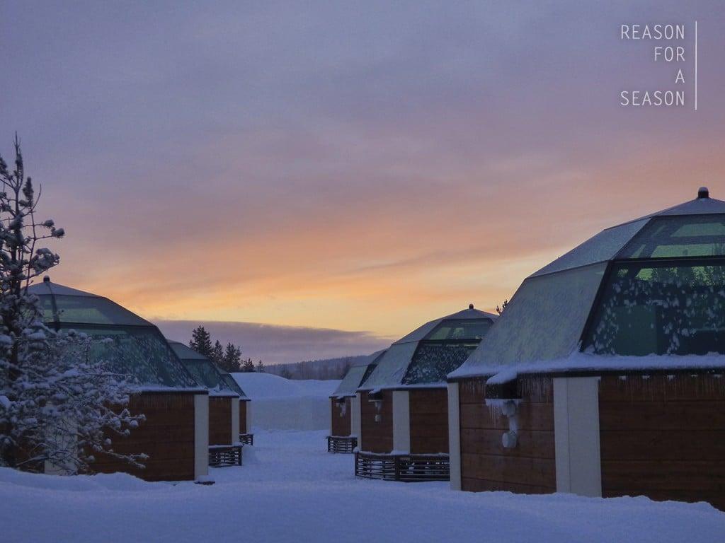 Rovaniemi Arctic Snow hotelli