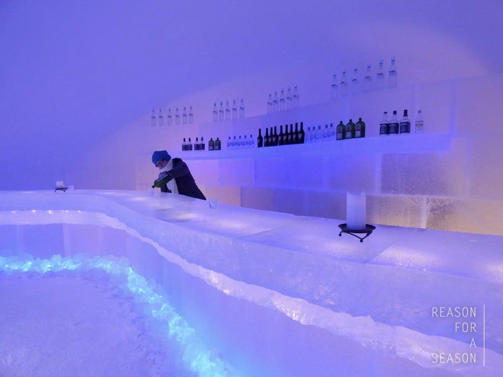 arcticsnowhotelicebar