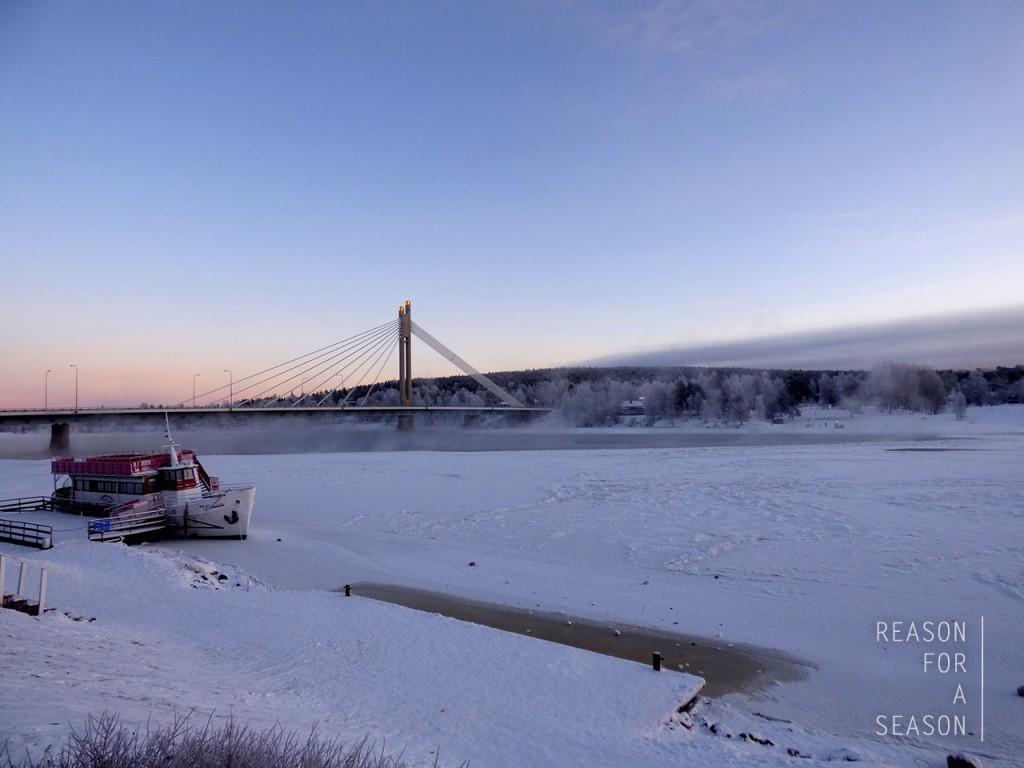 Rovaniemi Jätkänkynttilän silta