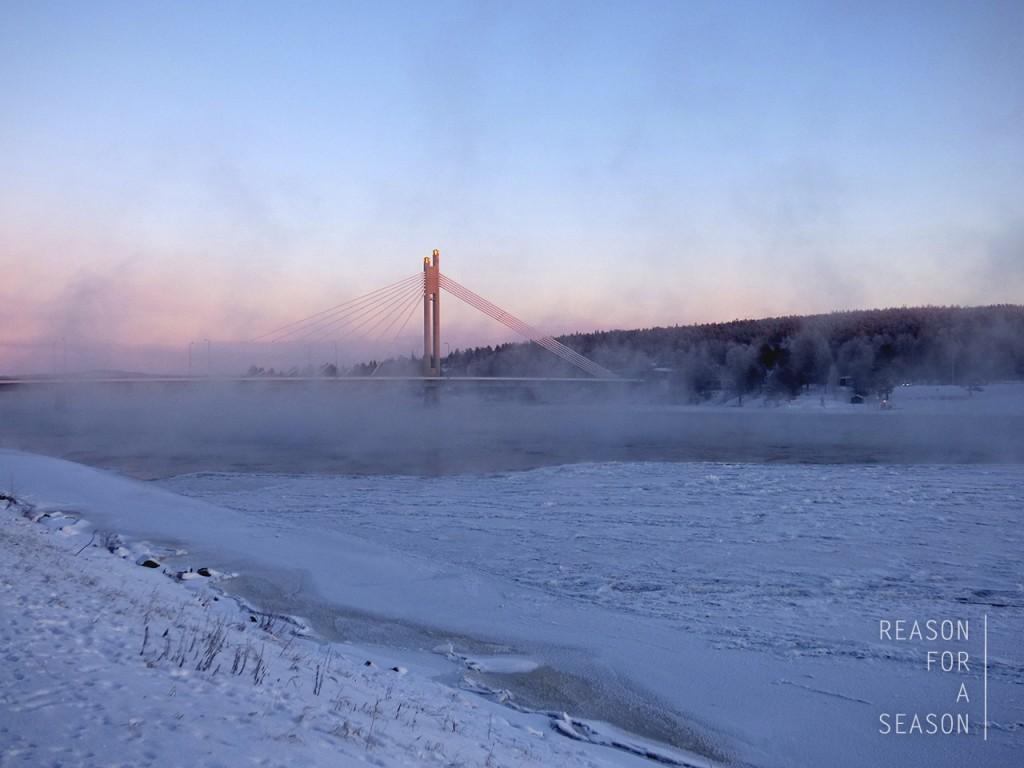 Rovaniemi Jäkänkynttilän silta