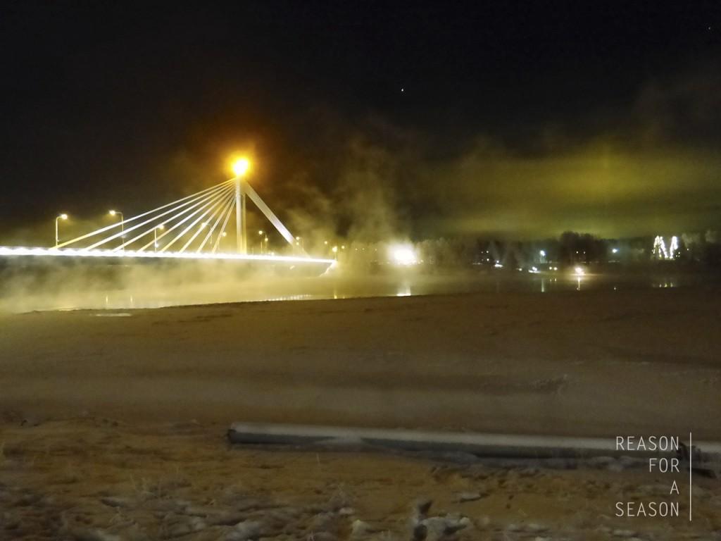 Rovaniemi Jätkänkynttilä silta