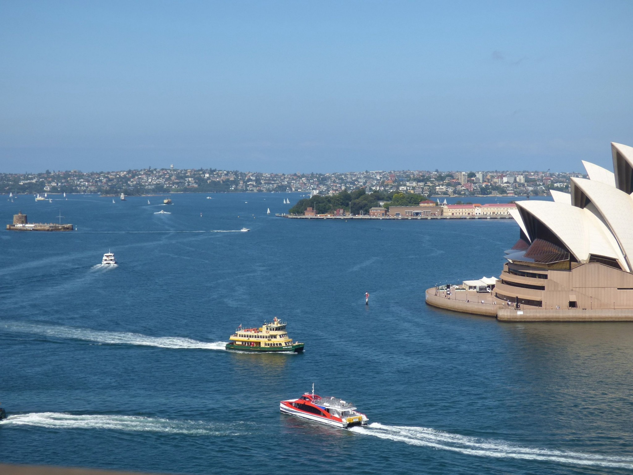 Oopperatalo Sydney