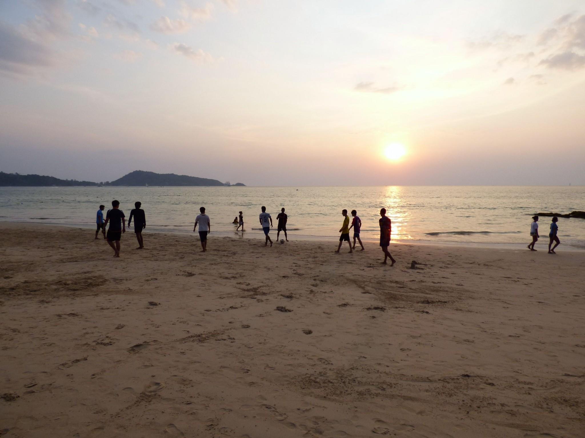 phuket jalkapallo