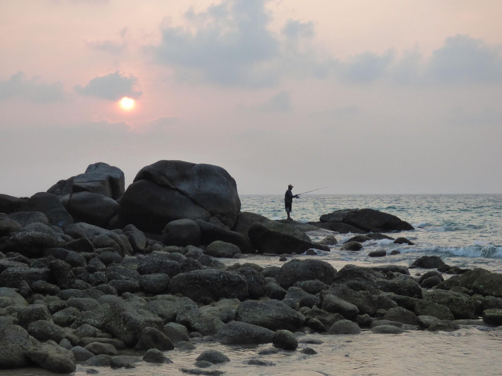 phuket kalastaja