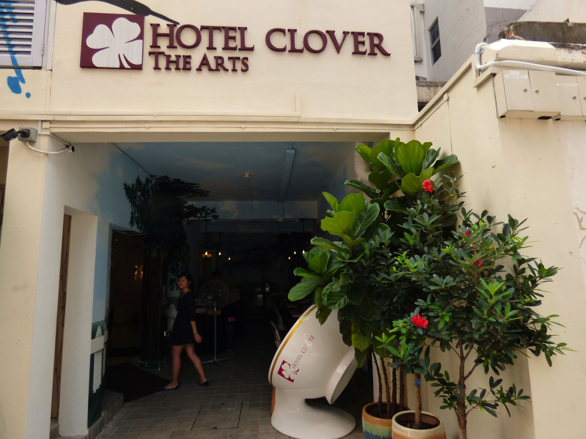 Clover The Arts Singapore