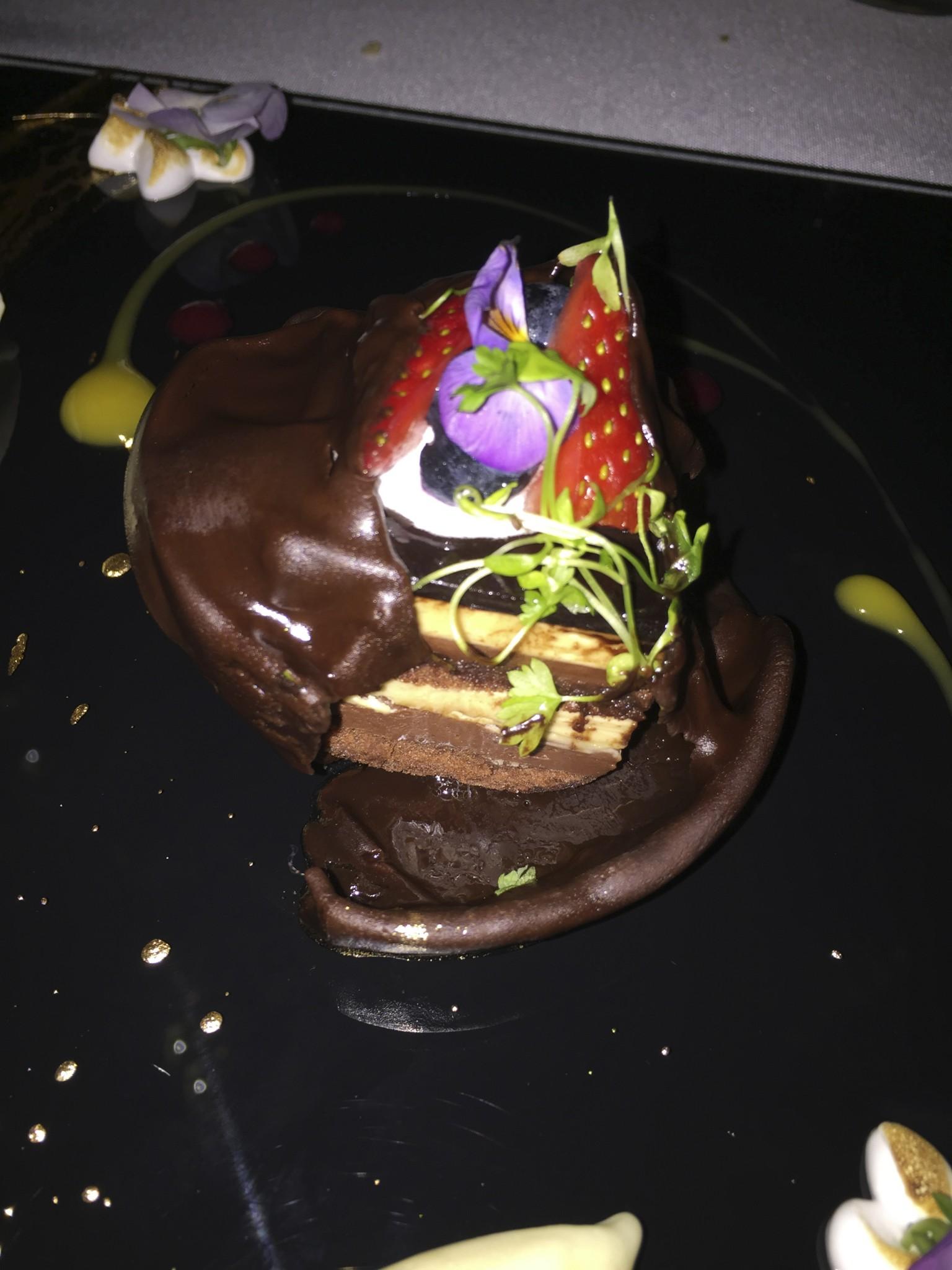 stellar dessert