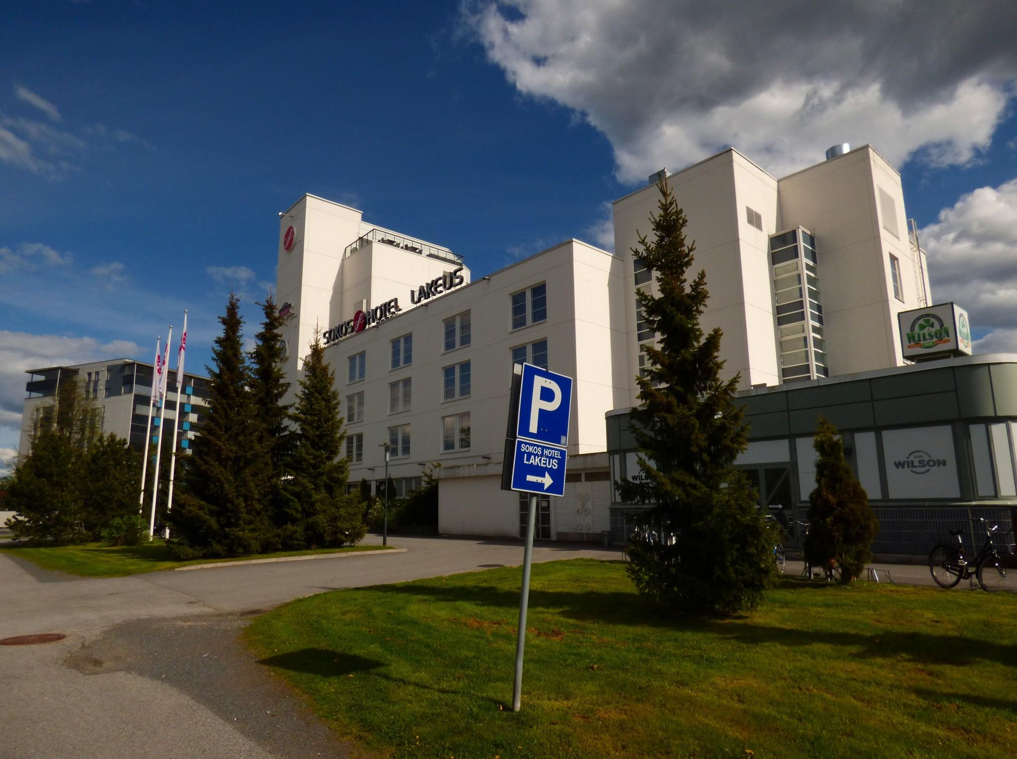 Sokos Hotel Lakeus Seinäjoki