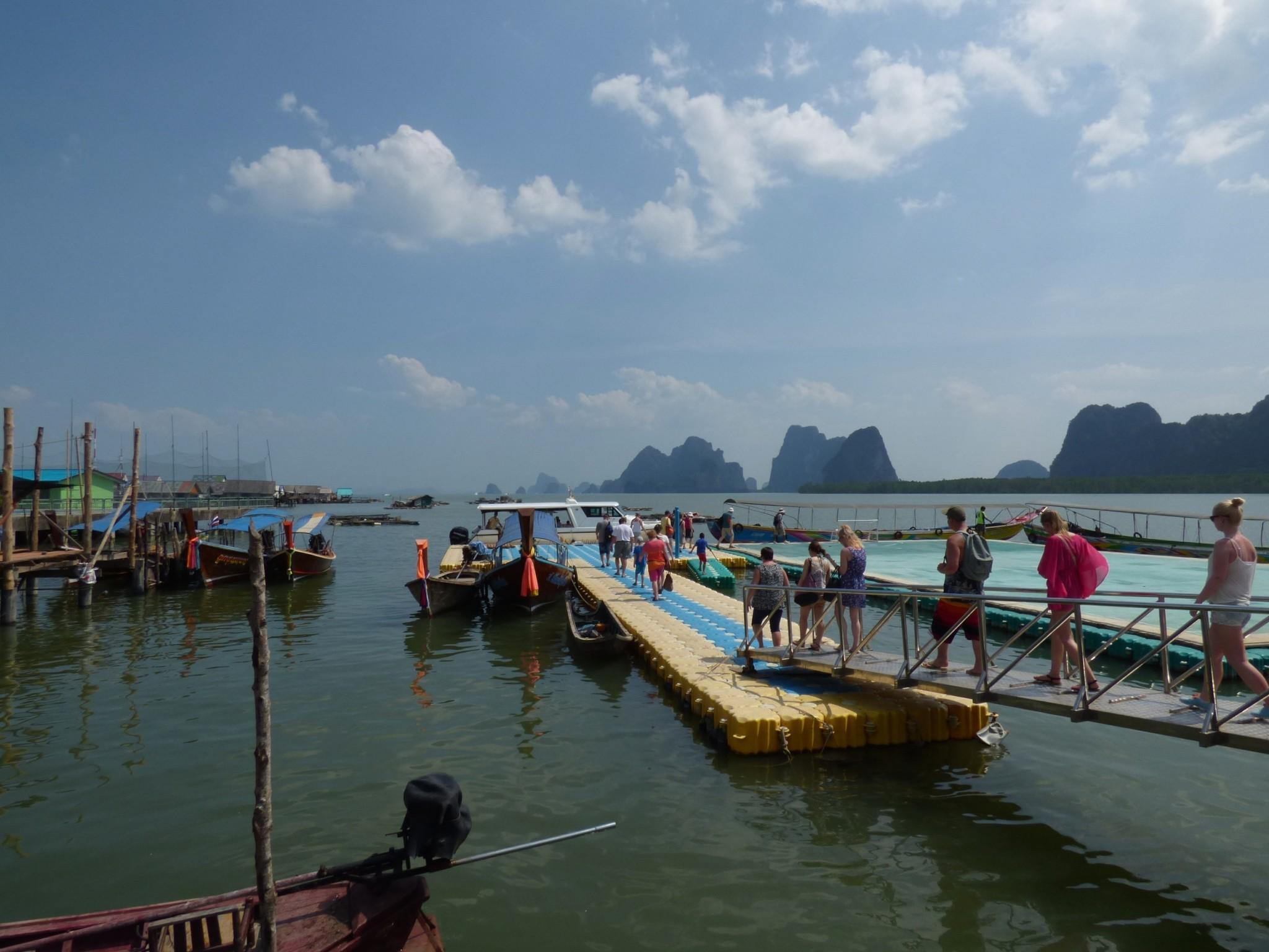 Aurinkomatkojen retki Phuket