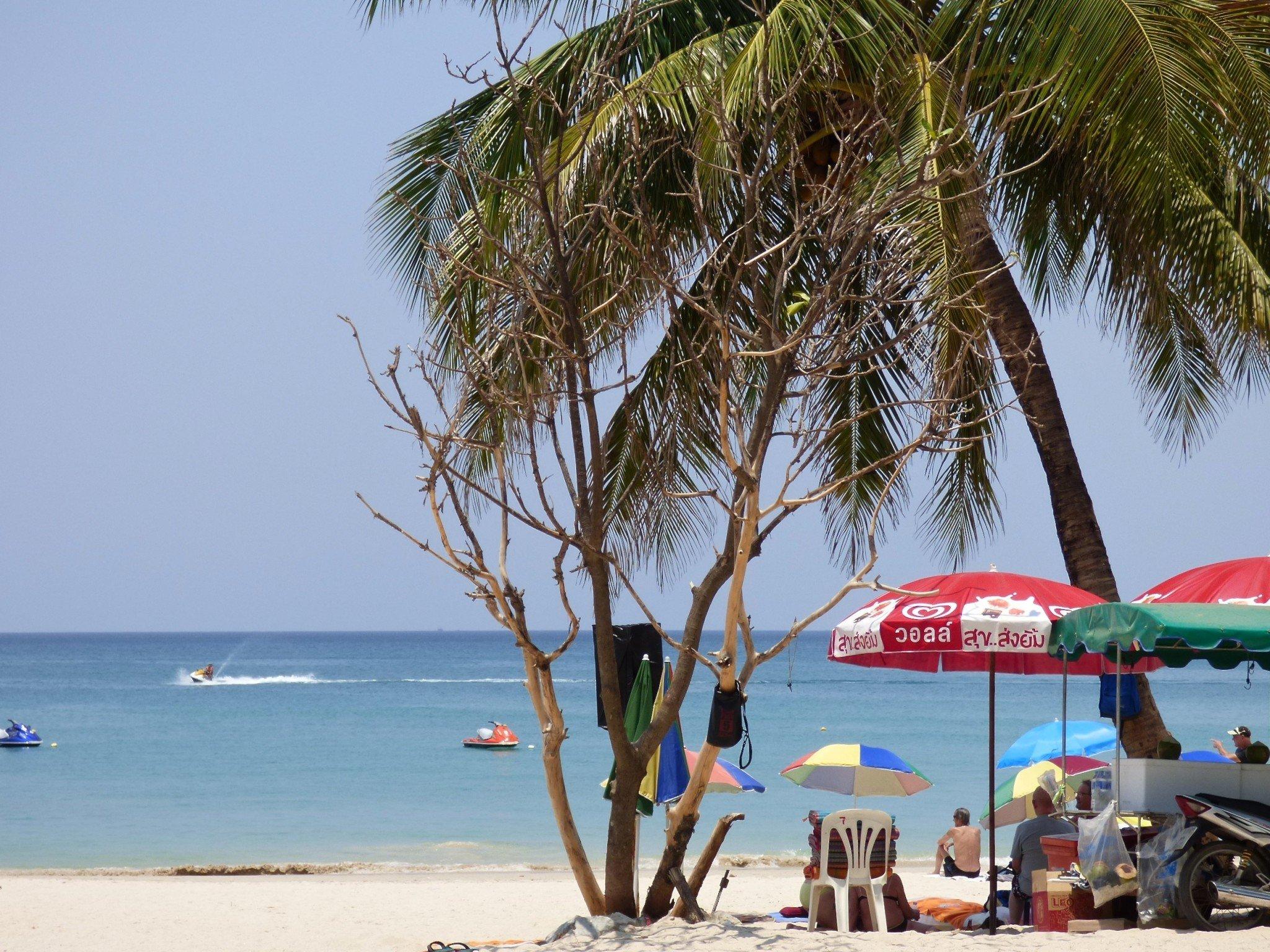Phuket ranta