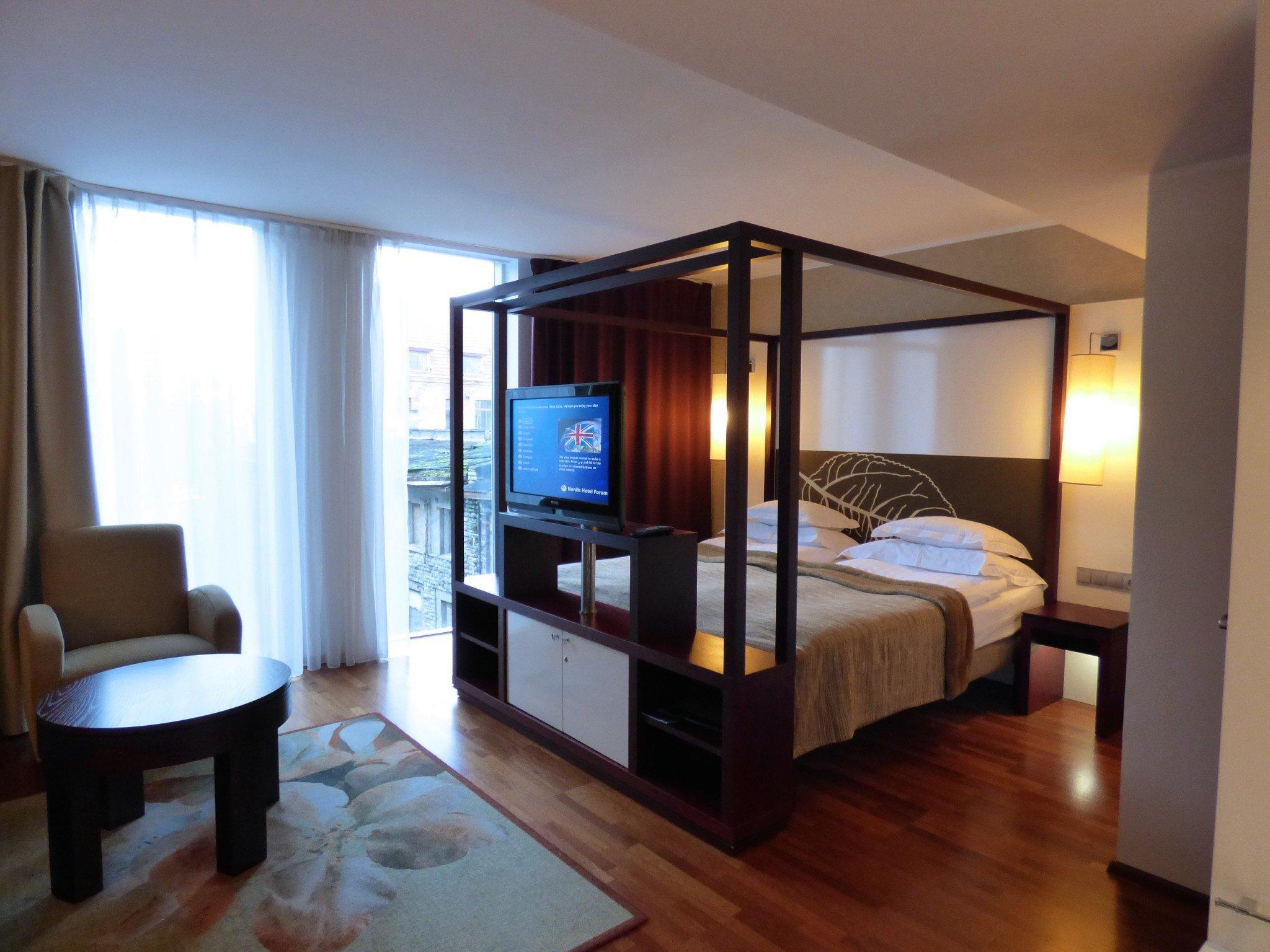 Nordic Hotel Forum Tallinna Deluxe Room