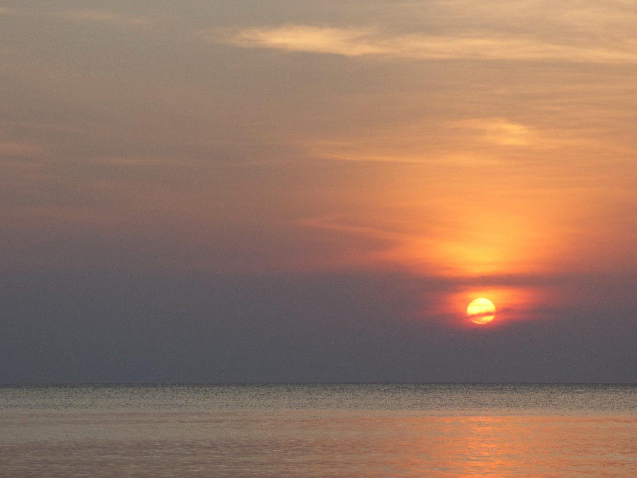 Koh Lanta auringonlasku