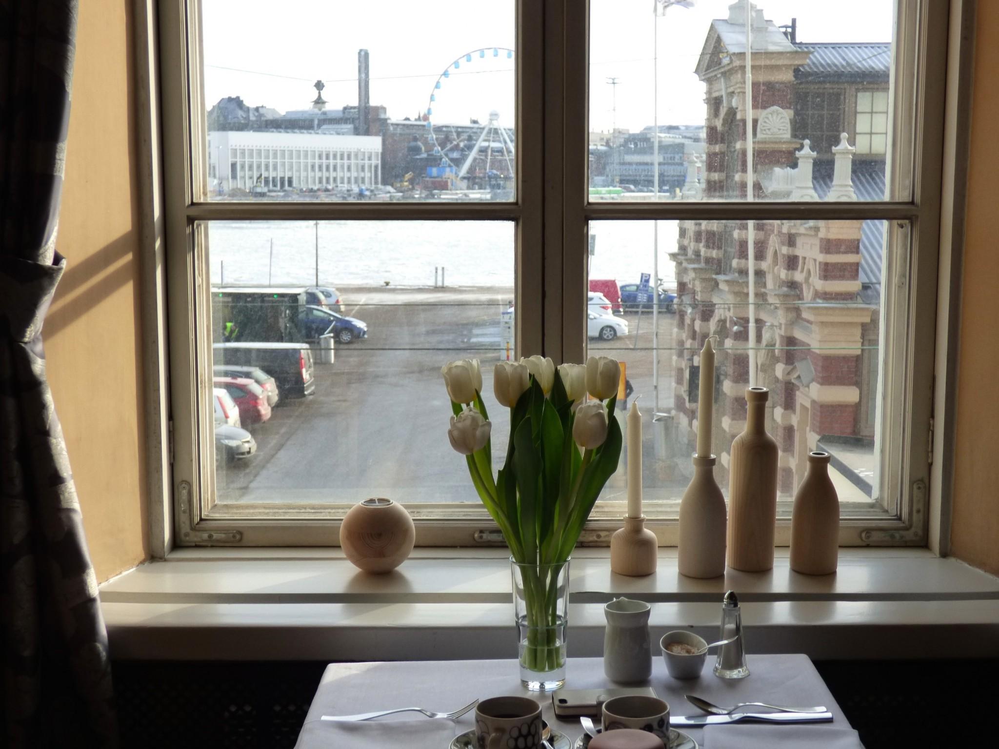 Hotel Haven aamiainen