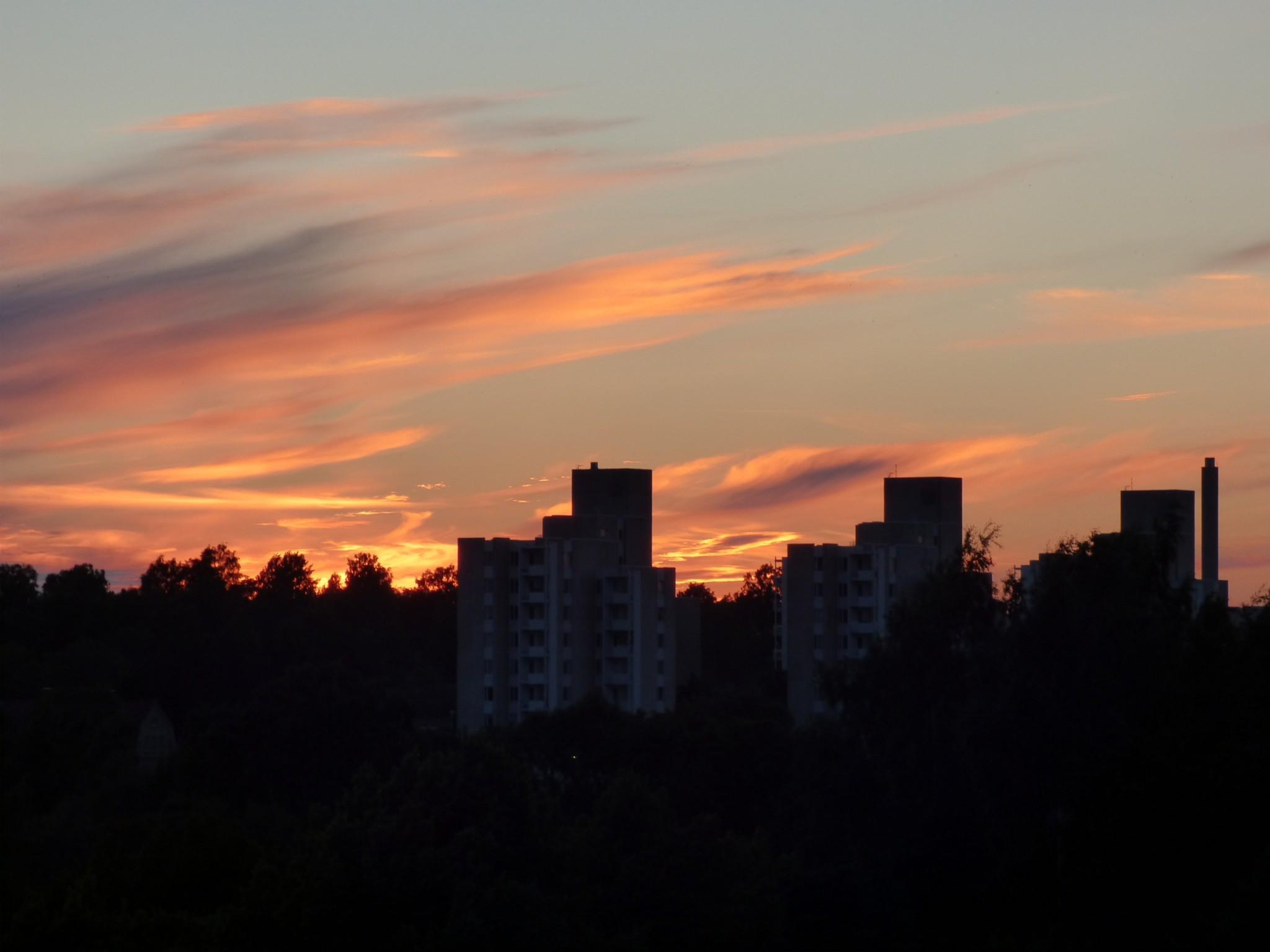 auringonlasku helsinki