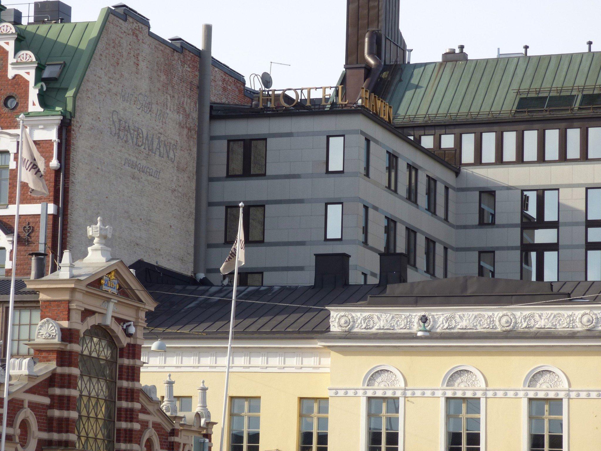 Hotel Haven Helsinki aamiainen