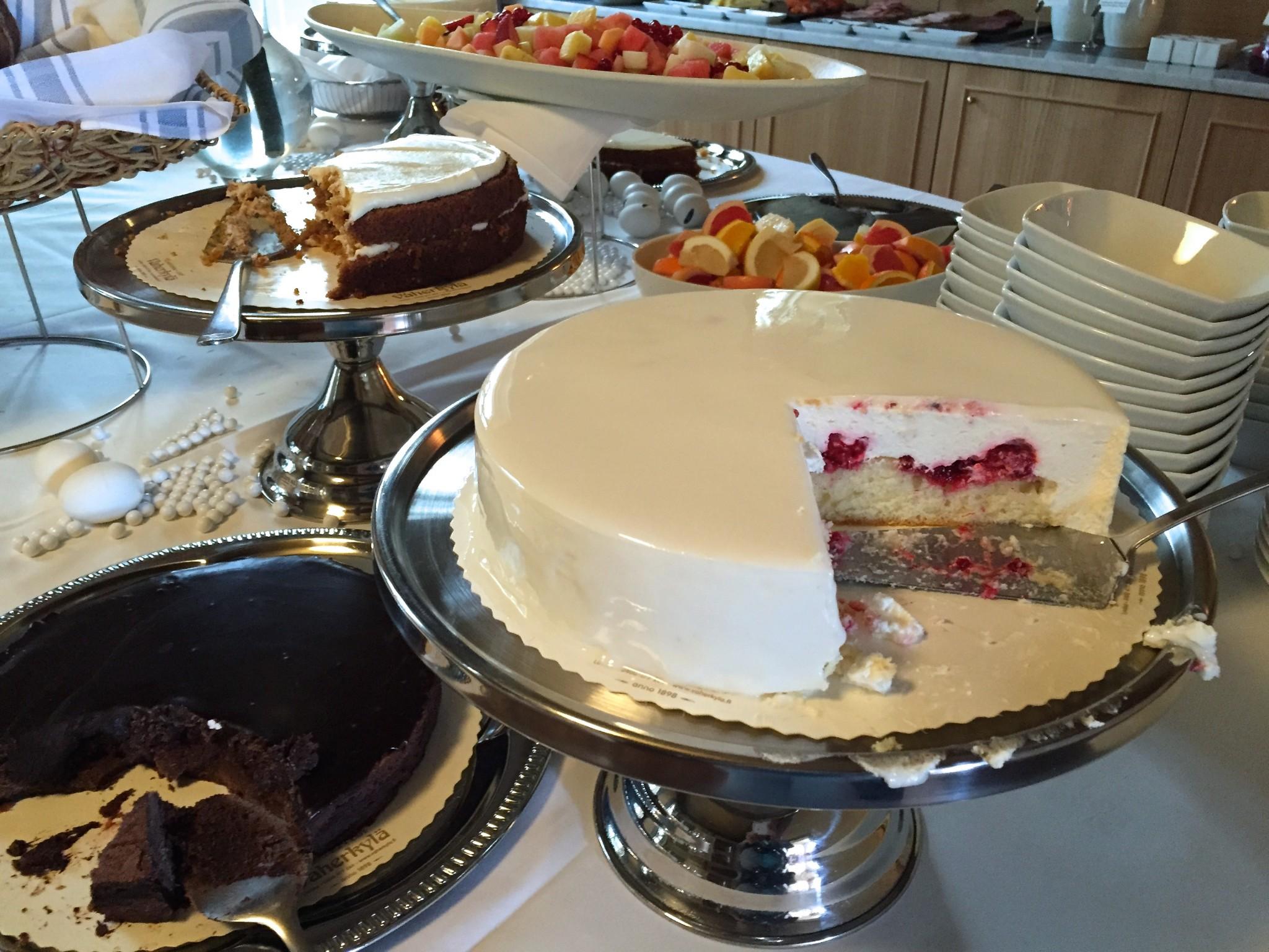 Hotel Haven kakku