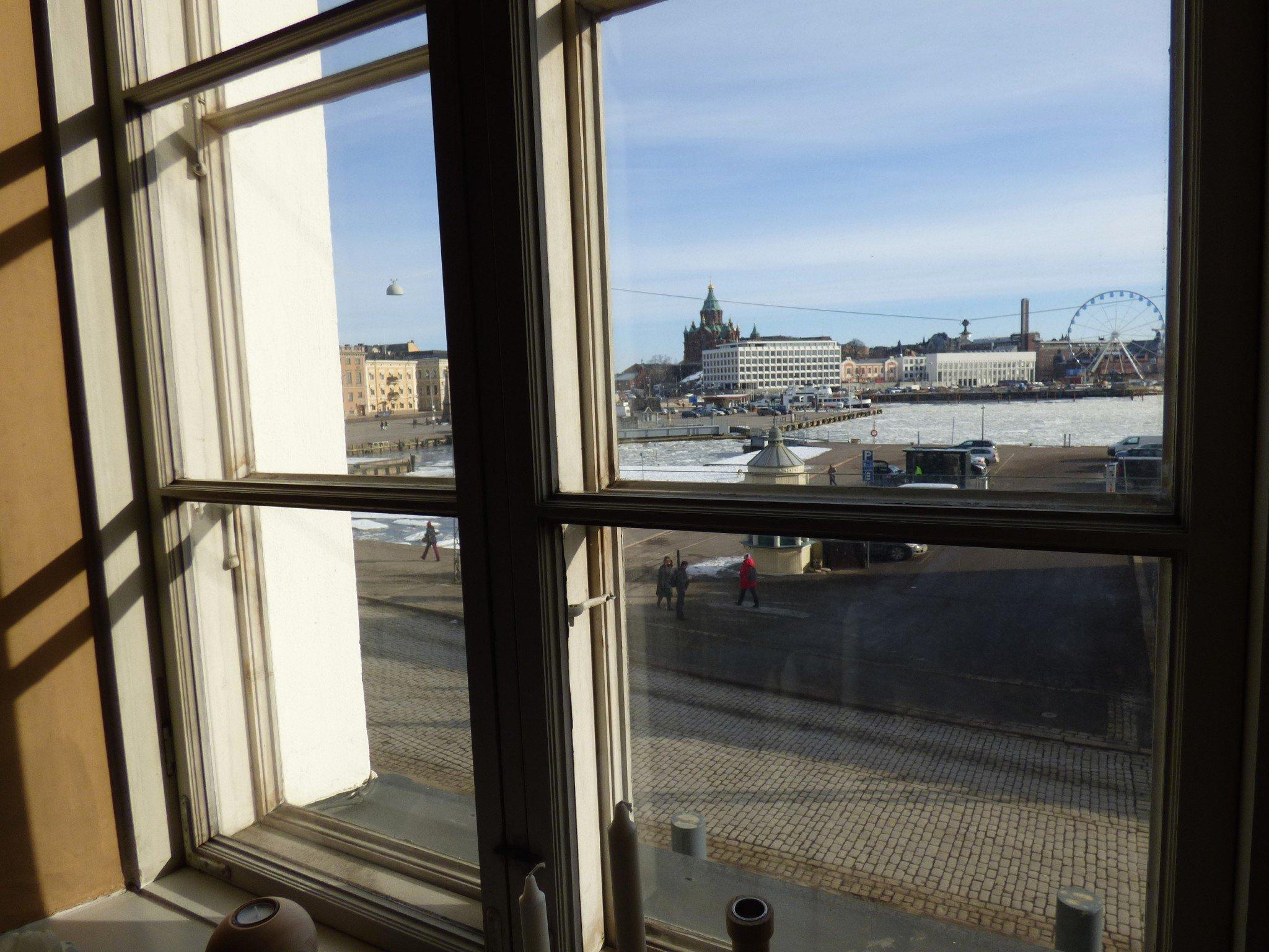 Hotel Haven ikkuna