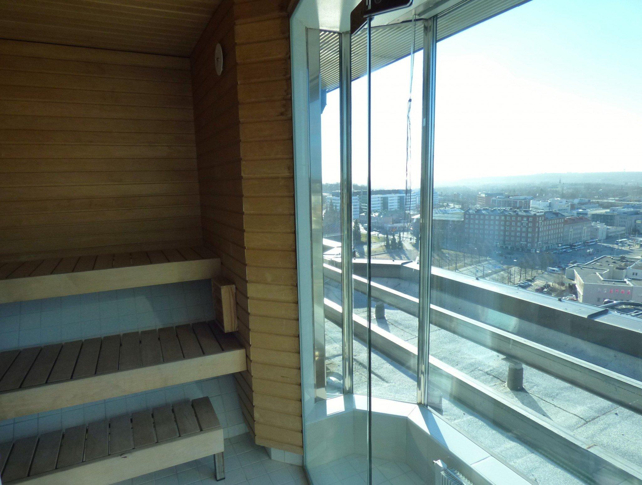 Sokos Hotel Ilves kabinetti