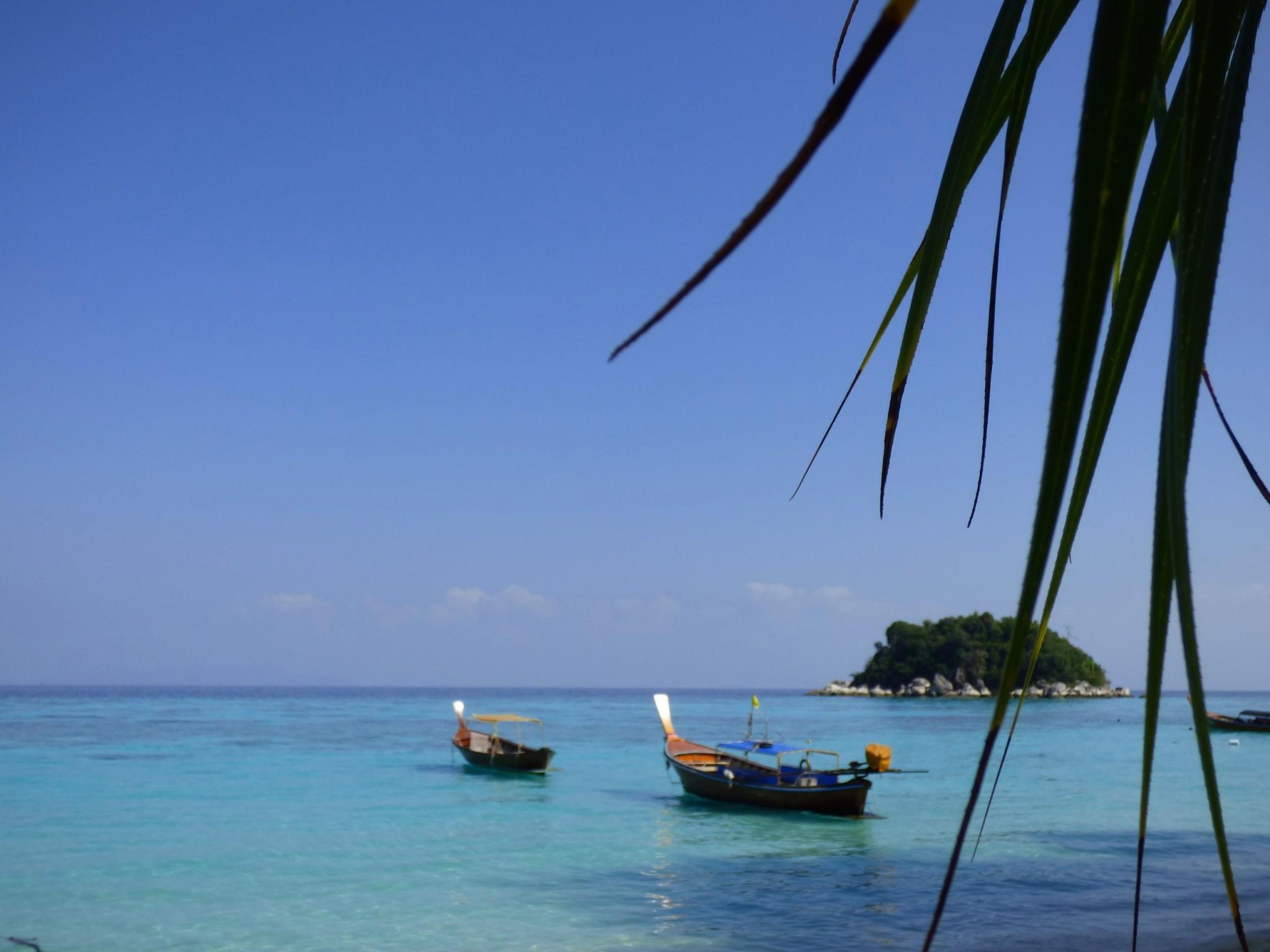 Surise Beach, Koh Lipe