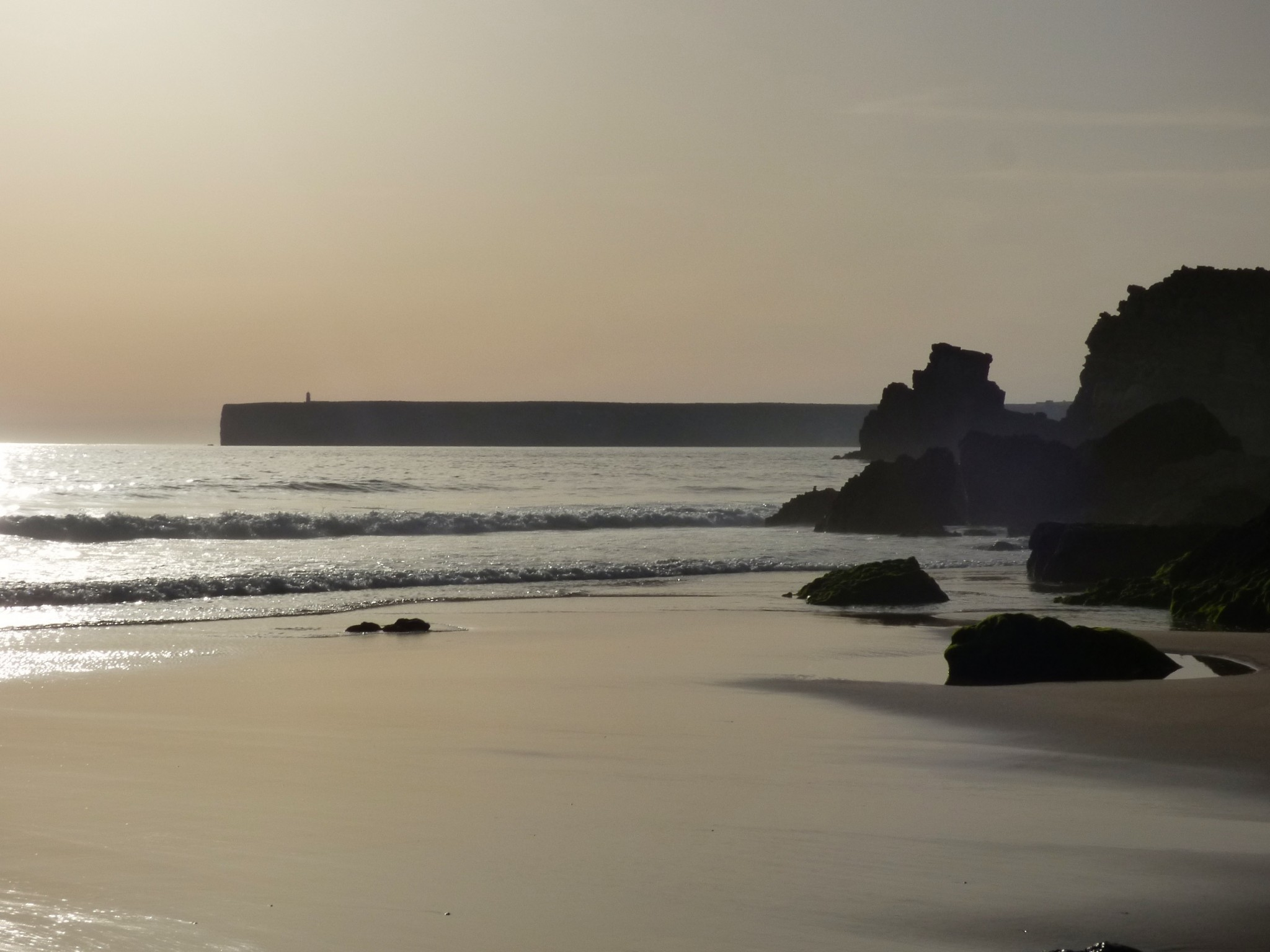 Praia Do Tonel Sagres Algrve