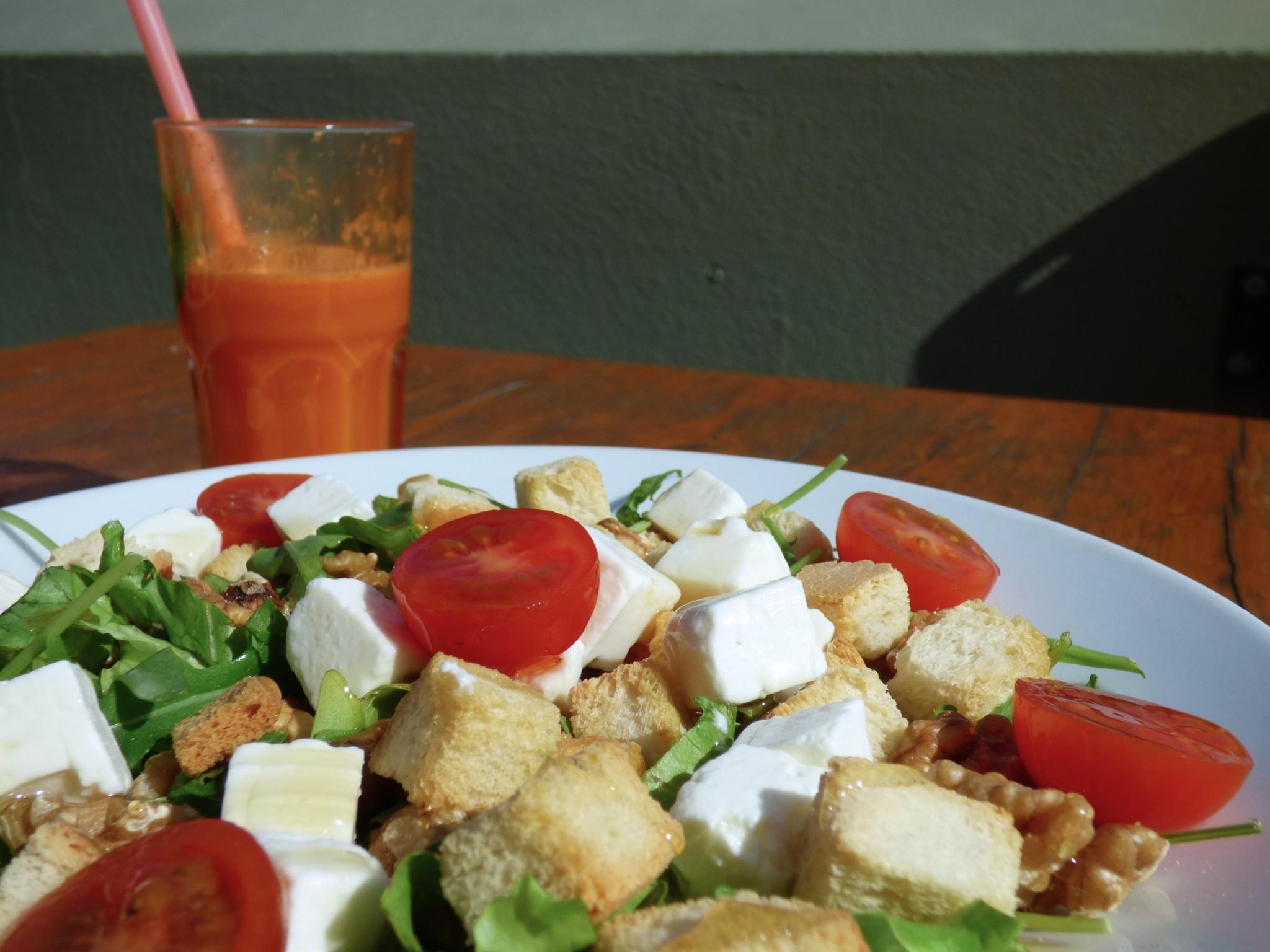 Algarve Sagres salaatti