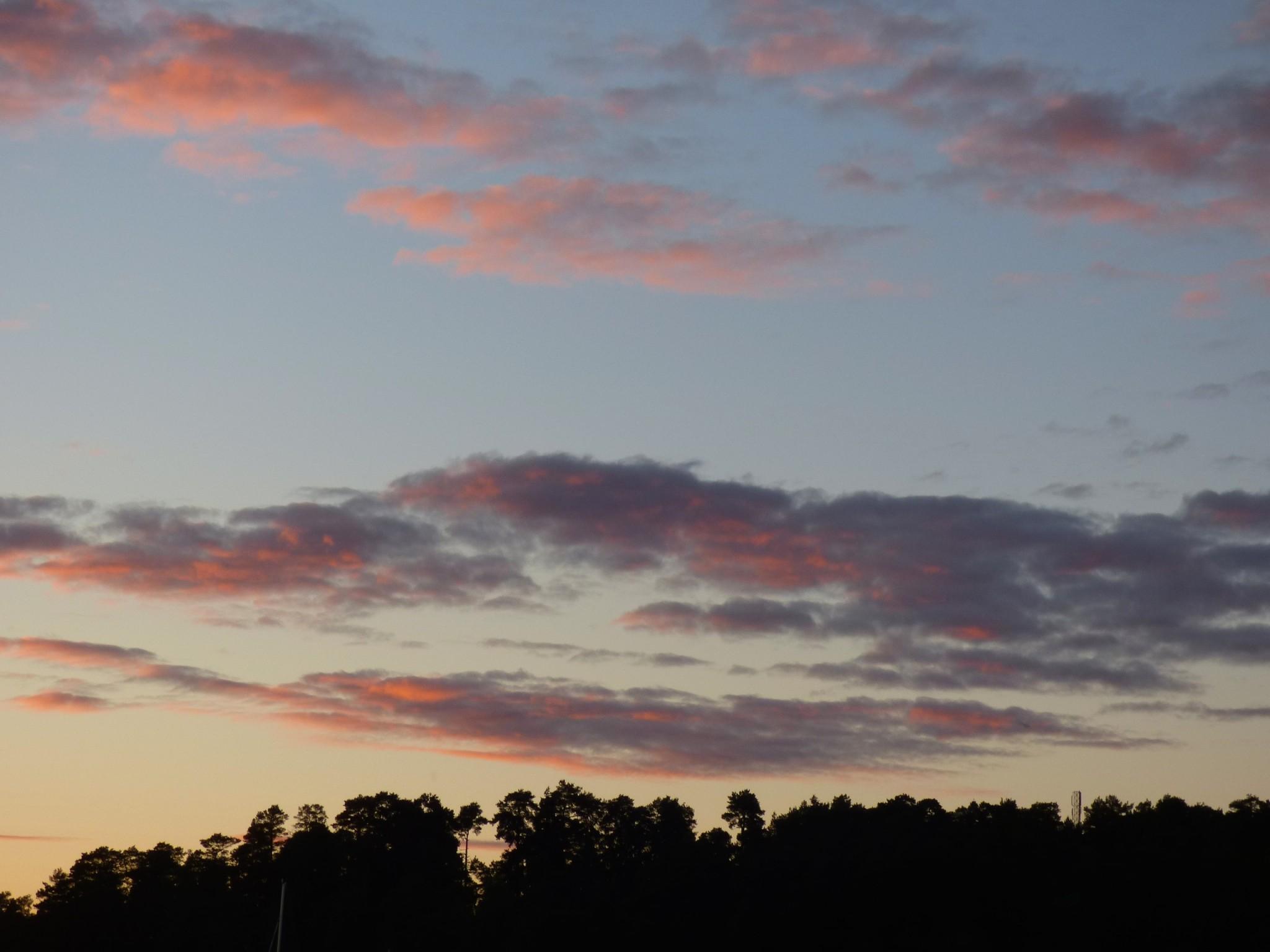 Naantali auringonlasku