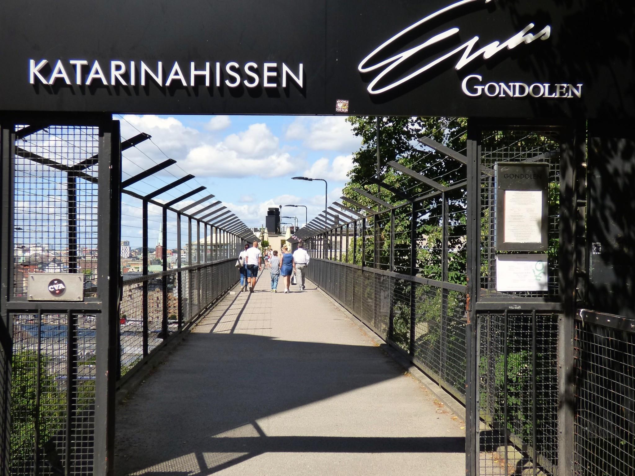 Tukholma Eriks Gondolen