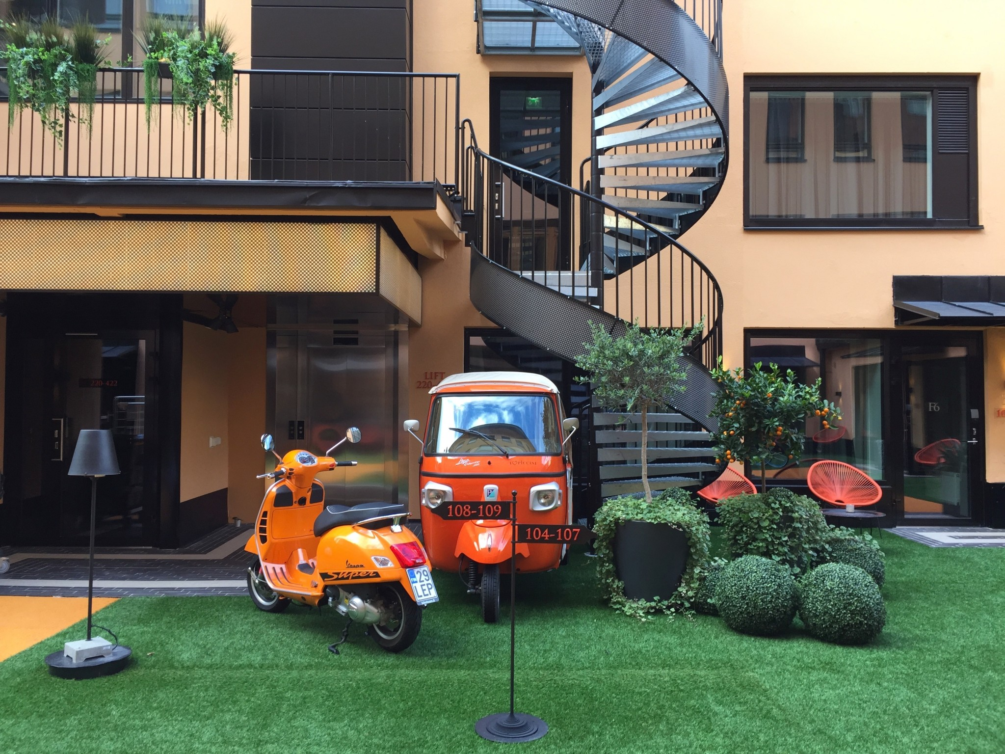 Hotel F6 Helsinki