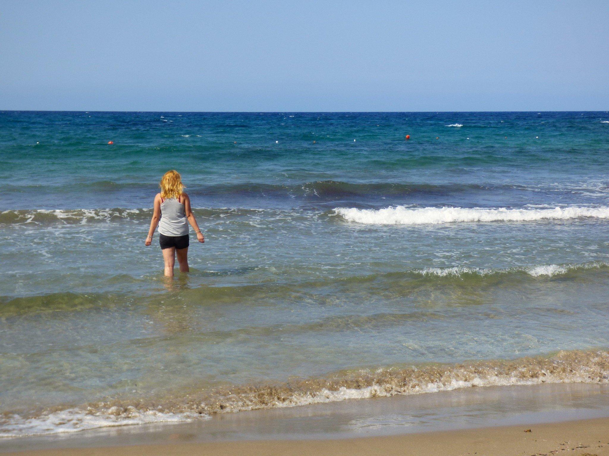 Pohjois-Kyproksen ranta