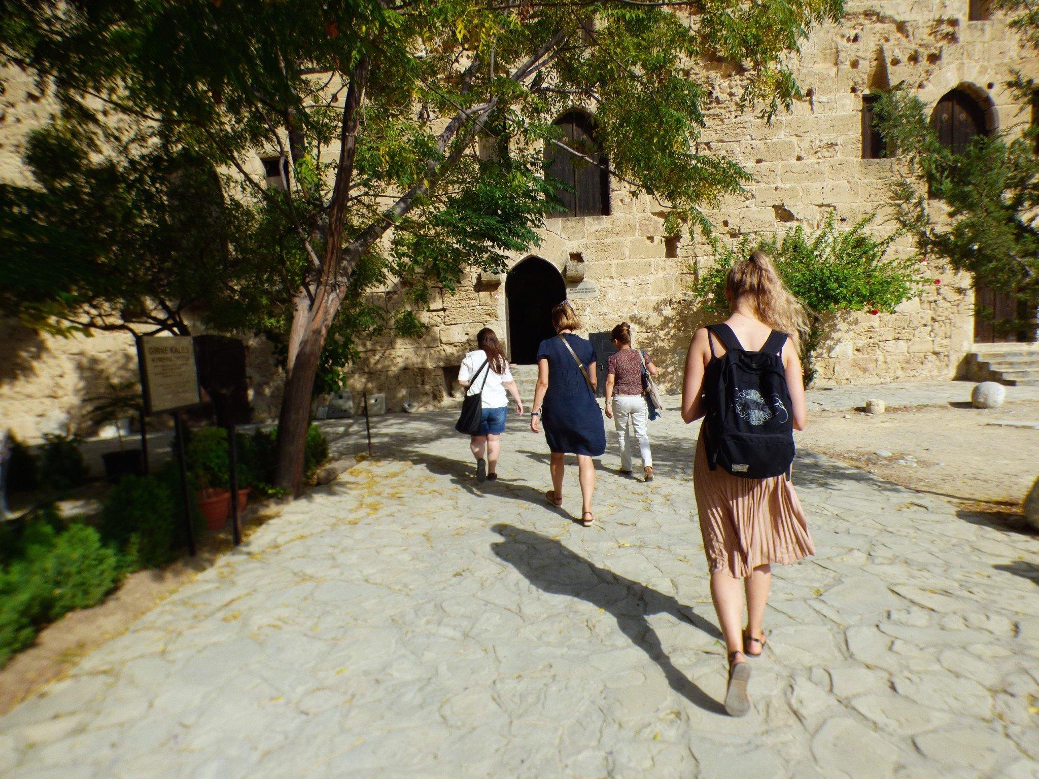 Kyrenian Linna Kypros